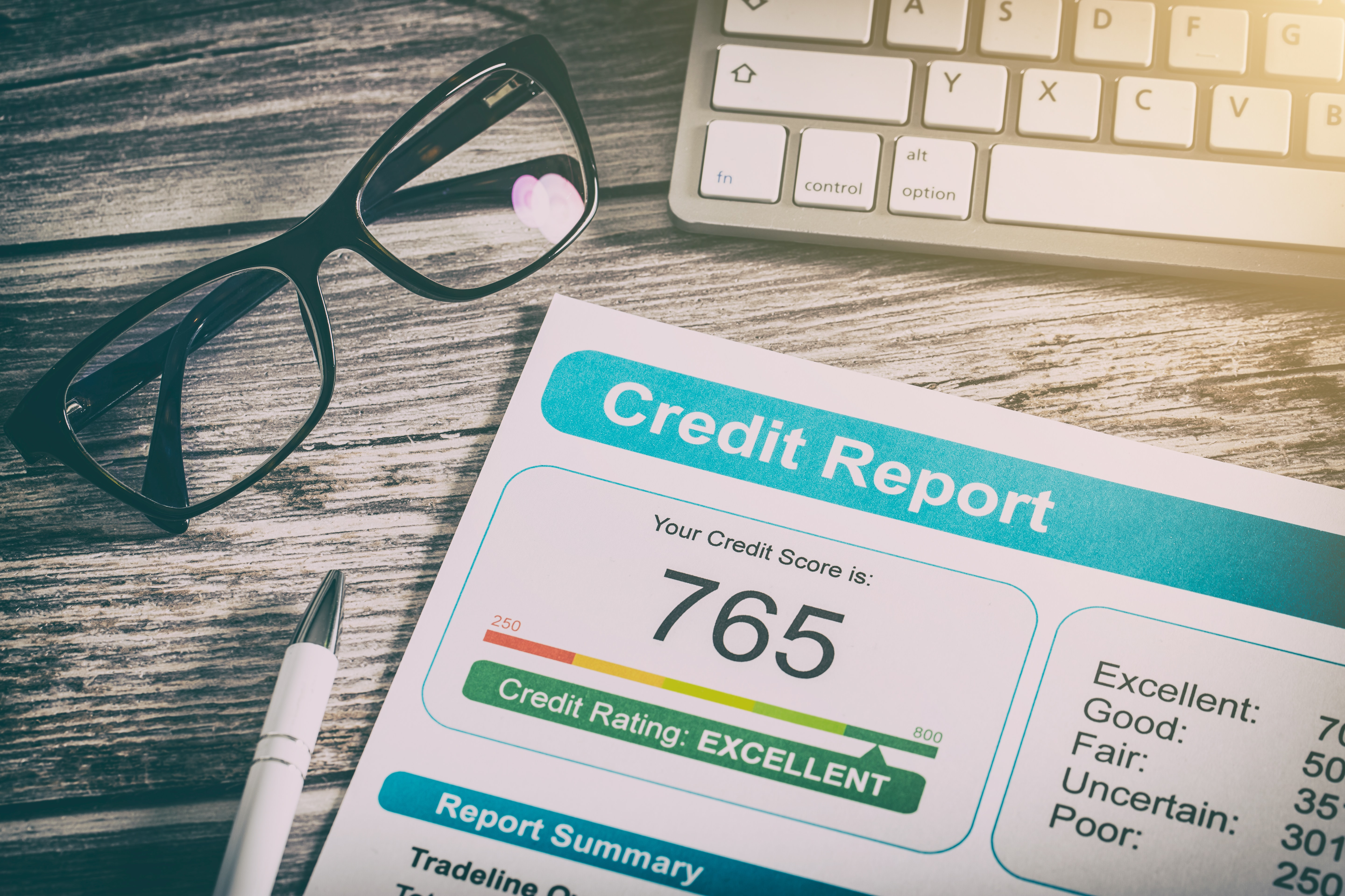 credit score during Covid-19